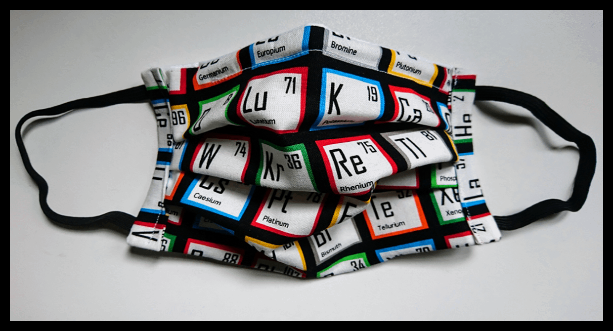 Periodic Table Mask