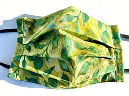 Batik Leaves Mask