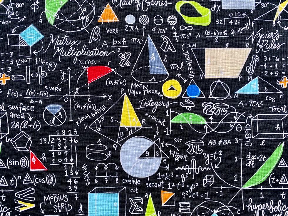 Equations Fabric